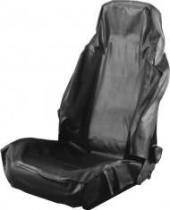 Husa protectie scaune auto din piele reutilizabil foto