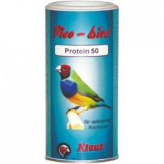 Klaus Supliment Pasari PICO-BIRD Protein 50 8709, 400gr