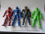 bnk jc Lot 5 figurine de plastic Power Rangers