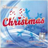 CD Romantic Christmas Volumul 2  , original, holograma