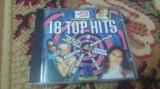 CD 18 TOP HITS ORIGINAL