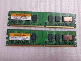 Memorie RAM Simmtronics 2GB DDR2 800MHz PC6400 -poza reala | arhiva Okazii.ro