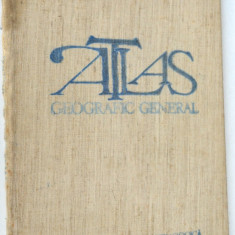 Atlas Geografic General 1983