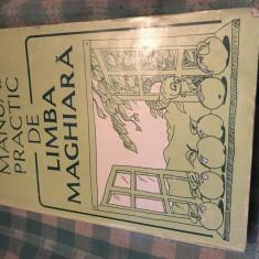 Manual practic de limba maghiara D. Balog