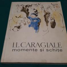 I.L. CARAGIALE* MOMENTE ȘI SCHIȚE/ ILUSTRAȚII BACIU CONSTANTIN/ 1966