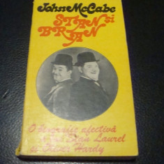 John McCabe - Stan si Bran - autobiografie selectiva - 1977