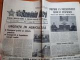 romania libera 18 octombrie 1983-eperienta fundulea,fabrica timpuri noi
