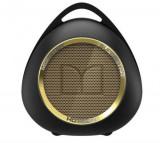 Boxa Portabila Monster SuperStar Hotshot, NFC, Bluetooth, Microfon, Handsfree (Negru/Auriu)