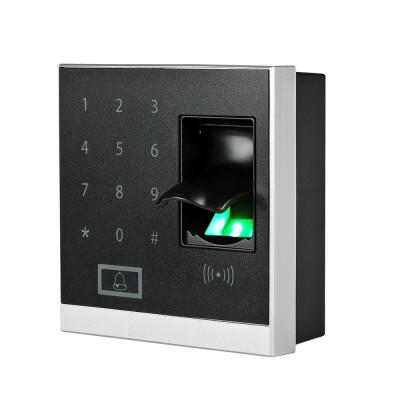 Resigilat : Sistem de acces control biometric PNI Finger 200 cu PIN cititor de amp foto