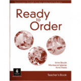English for Tourism Ready to Order Teachers Book - Anne Baude