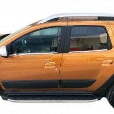 Cumpara ieftin Ornamente cromate din inox calitate premium pentru periile de la geamuri Dacia Duster II 2018-2020