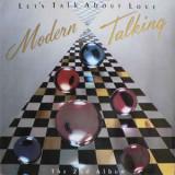 Modern Talking – Let's Talk About Love - The 2nd Album, VINIL, Hansa rec