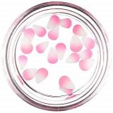 Cumpara ieftin Fimo Nail Art, alb-roz deschis - felii