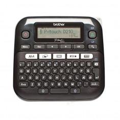 Imprimanta etichete Brother PTD210 P-touch Desktop TZe tapes 3.5 to 12 mm