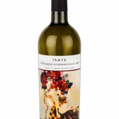 Vin alb - 7Arts, Tamaioasa Romaneasca, sec, 2017 | 7Arts