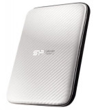 HDD Extern Silicon Power Diamond D20, 2.5inch, 1TB, USB 3.0 (Argintiu)