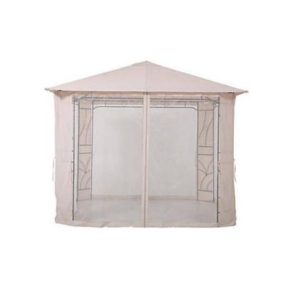 Pavilion 3x3 m cu plasa de tantari Tarrington House foto
