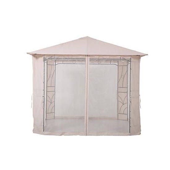 Pavilion 3x3 m cu plasa de tantari Tarrington House