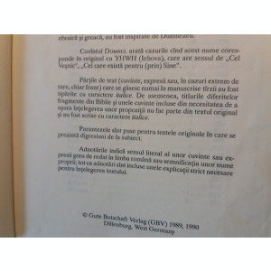 Biblia  (dupa cornilescu)