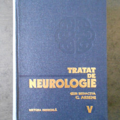 C. ARSENI - TRATAT DE NEUROLOGIE  volumul 5