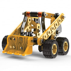 Set de construit cu piese metalice Meccano Kit buldozer