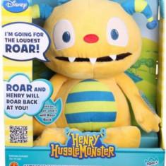Figurina Hugglemonster Henry Roar Back HH5020 (Galben)