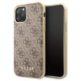 Cumpara ieftin Guess Husa pentru iPhone 11 Maro