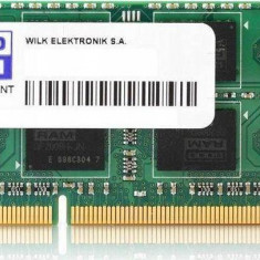 Memorie laptop Goodram 8GB (1x8GB) 1333MHz CL9 1.5V (512x8)