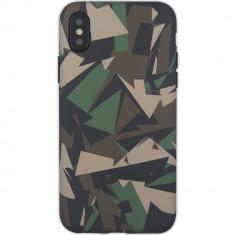 Husa Capac spate Camo Apple Iphone X/Xs
