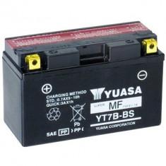 Yuasa baterie maxiscuter YT7B-4 150x65x93 12V 6.5Ah 85A Beta Kymco Suzuki Yamaha