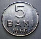 7.680 ROMANIA RSR 5 BANI 1966