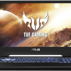 Laptop Gaming Asus TUF FX505DU-BQ024 (Procesor AMD Ryzen 7 3750H (4M Cache, up to 4.00 GHz), 15.6inch FHD, 8GB, 512GB SSD, nVidia GeForce GTX 1660Ti @