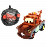 Masina Cars 3 Turbo Racer Mater cu Telecomanda
