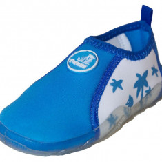 Pantofi de plaja si apa copii, bleu, FREDS SWIM ACADEMY
