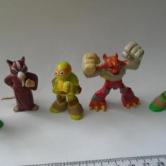 bnk jc testoasele Ninja - lot 5 figurine