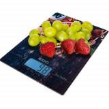 Cumpara ieftin Cantar digital de bucatarie ECG KV 1021 berries, 10 Kg, functie TARA, precizie 1 g, LCD