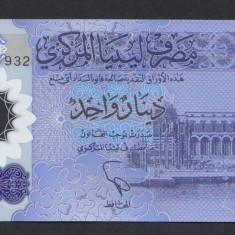A3610 Libya Libia 1 dinar 2019 UNC