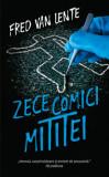 Zece comici mititei/Fred Van Lente, Rao