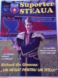 """Revista fotbal - """"Suporter STEAUA"""" (Nr.2/2004)"""