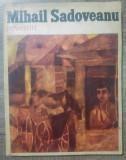 Povestiri - Mihail Sadoveanu/ ilustratii Vasile Socoliuc, Gellu Naum