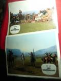 2 Postere - fotografii din Filmul Old Shatterhand dupa Karl May