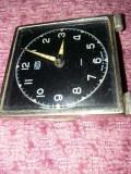 CEAS DE MASA VECHI,Ceas de masa UMF-RUHLA,ceas de voiaj german,Blocat,T.GRATUIT