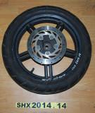 Roata spate Kymco Agility City 125 cc 2009 - 2012 (E 163.0 DOT)