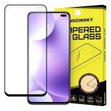 Folie Sticla Xiaomi Redmi K30,Xiaomi Mi 10T - Wozinsky 5D Full Glue Negru