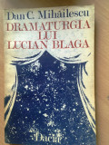 Dramaturgia lui Lucian Blaga-Dan C. Mihailescu