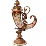 Nautilius din portelan cu bronz CC-44-1