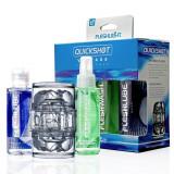 Kit Complet Fleshlight Quickshot Quick + Easy