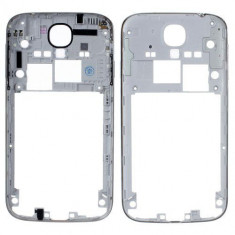Carcasa Spate Samsung Galaxy S4 I9505 Argintie