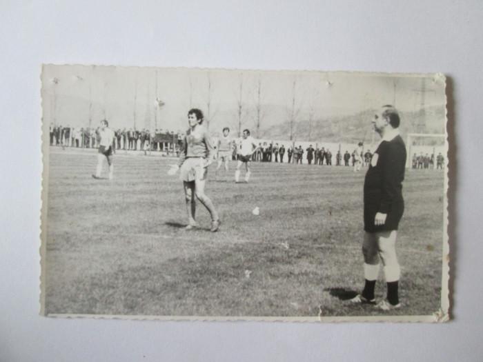 Fotografie colectie 133 x 82 mm Mircea Lucescu anii 70