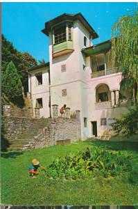 CPIB 15375 - CARTE POSTALA - CALIMANESTI. VILA SCRIITORILOR